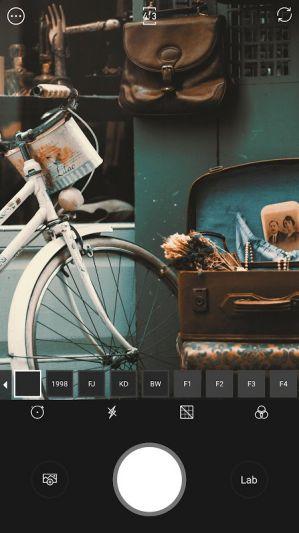 Ứng dụng chỉnh ảnh vintage