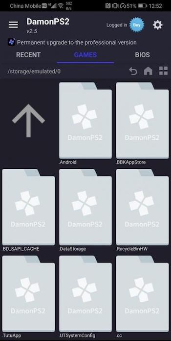 tải giả lập ps2 damonps2 pro