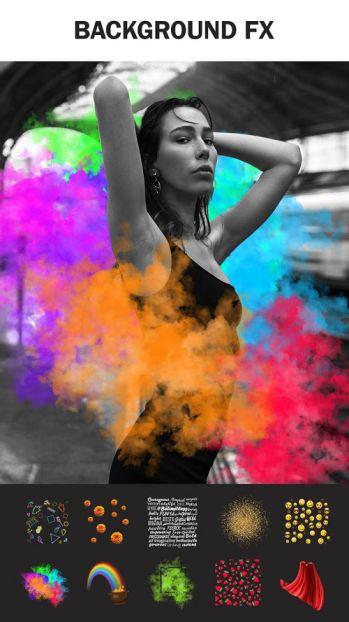 Picsa Photo Editor mod pro unlocked