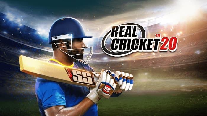 real cricket 20 apk