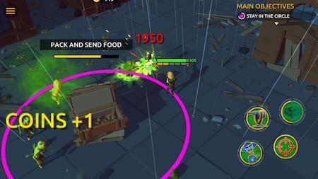 Zombie Blast Crew gameplay