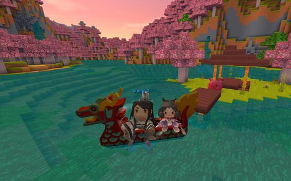Tai Mini World: Block Art cho dien thoai