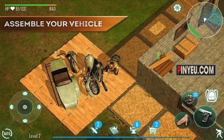 Tai game Live or Die: Survival mod apk