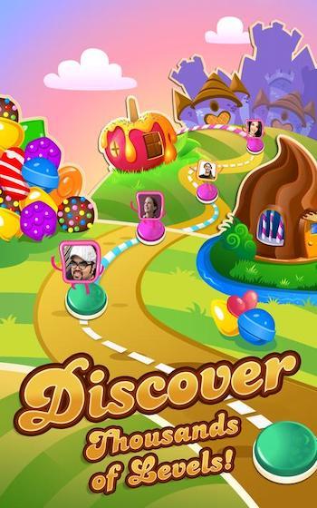 Tải Candy Crush Saga Mod
