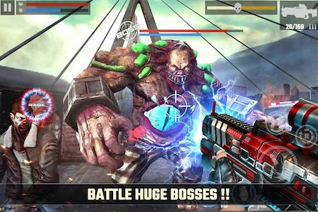Tai game DEAD TARGET zombie