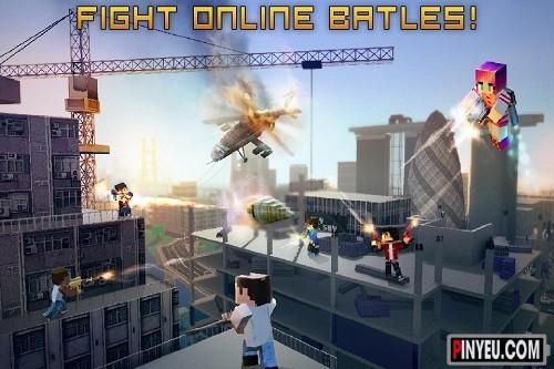Block City Wars cho Android