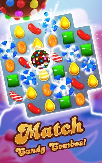 game xếp hình kẹo ngọt