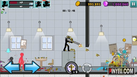Tai game Anger of Stick 5