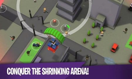 Battlelands Royale pubg mobile cho android