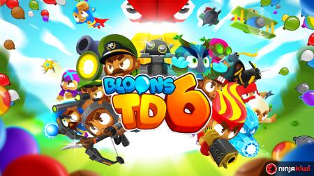 Tai game Bloons TD 6 APK