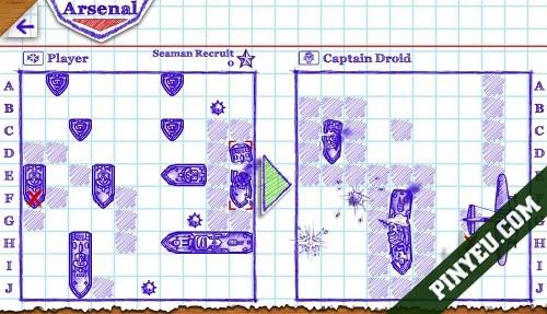 tải game Sea Battle 2 mod kim cương