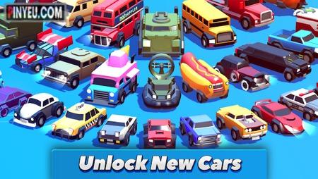 tai game Crash of Cars