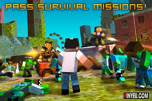 Tai game Block City Wars