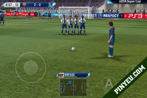 Tải Pes 2012 cho Android