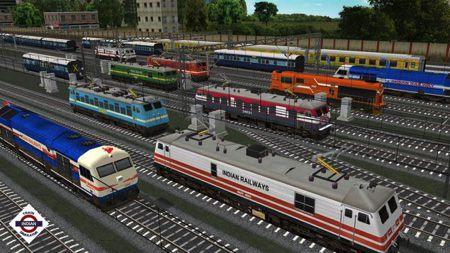 Indian Train Simulator cho android