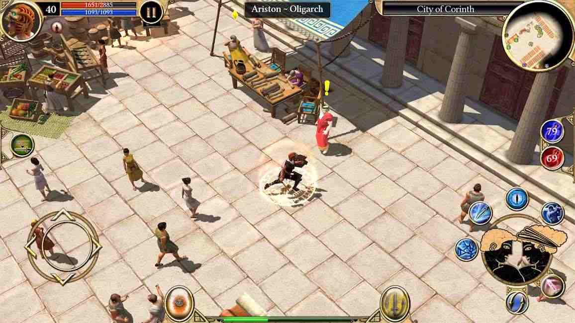 Dowload Titan Quest Legendary Edition Mod