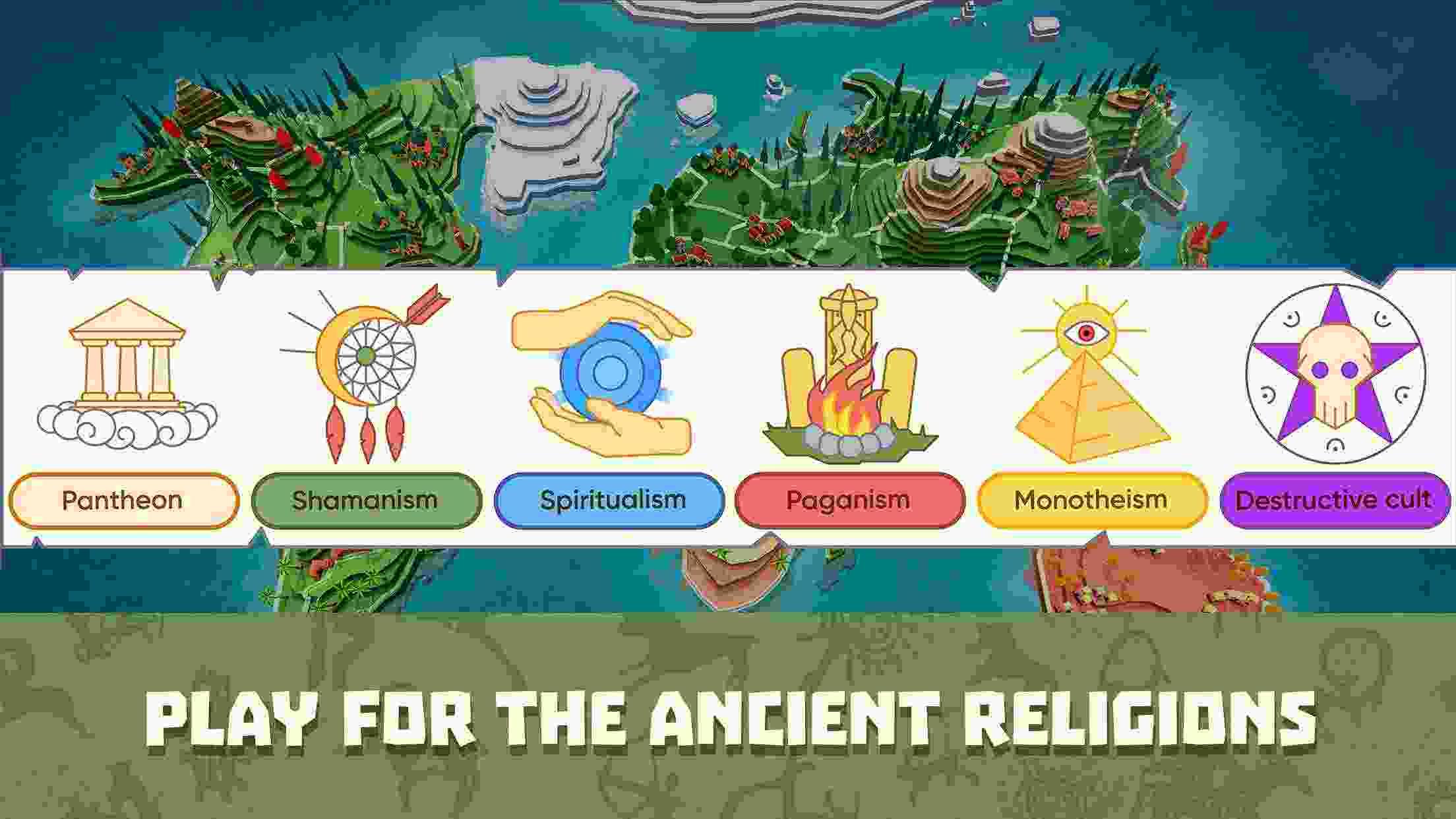 Game Religion Inc Mod