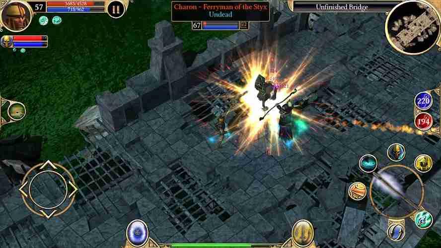 Titan Quest Legendary Edition Mod