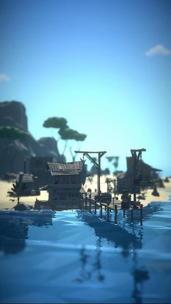 game xây dựng biển đảo hay
