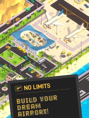 Airport Inc mod vô hạn tiền
