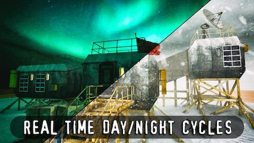 Game kinh dị offline Antarctica 88
