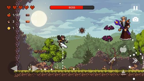 Game Apple Knight mod unlocked