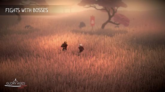 Tai game Glory Ages - Samurais