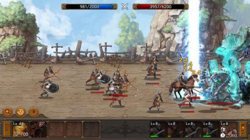 Battle Seven Kingdoms trận chiến thời trung cổ