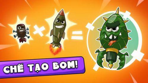 BIG BANG Evolution chế tạo bom
