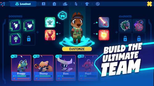 Botworld Adventure mod vô hạn tiền