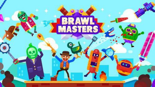 Brawl Masters hành động vui nhộn