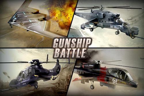 Game Gunship Battle 3D