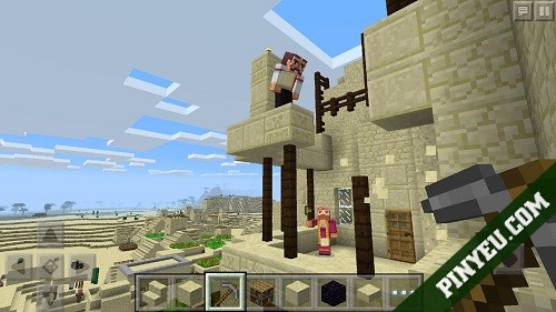 Minecraft mod apk cho Android