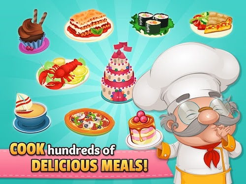 Cafeland – World Kitchen mod money