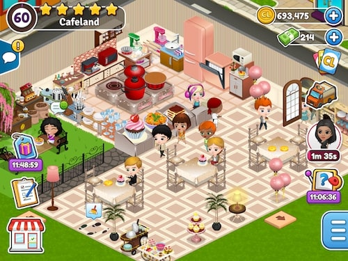 tải game Cafeland – World Kitchen