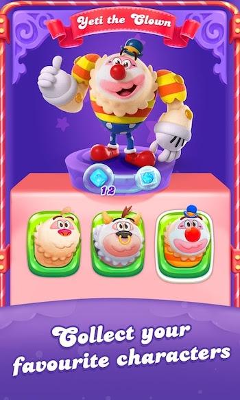 Candy Crush Friends Saga mod vô hạn lives