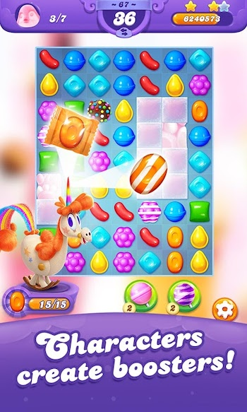 Candy Crush Friends Saga mod unlimited moves