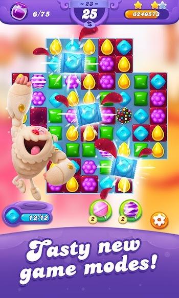 Candy Crush Friends Saga mod vô hạn tiền