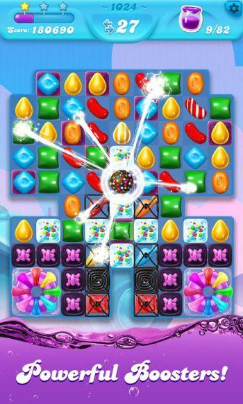 Game nối kẹo ngọt Candy Crush