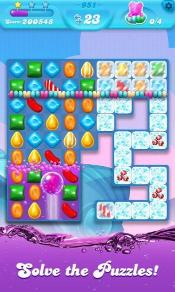 Candy Crush Soda Saga mod vô hạn tiền