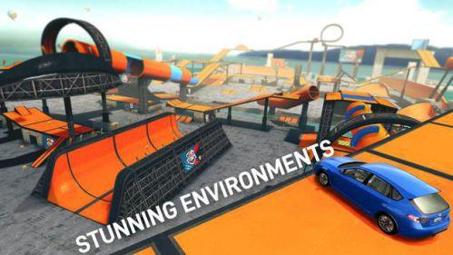 Car Stunt Races mod mở khóa