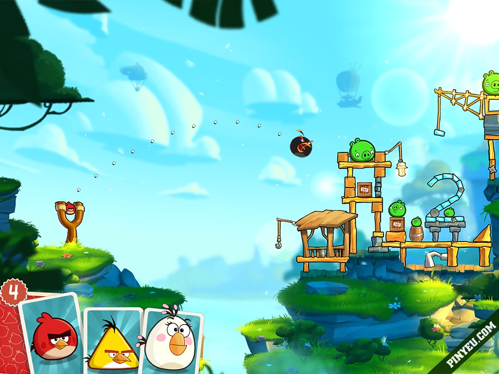 Tải Angry Birds 2 Mod money