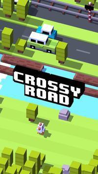 Crossy Road chướng ngại vật