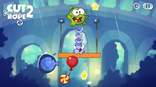 Cut the Rope 2 mod unlimited coin