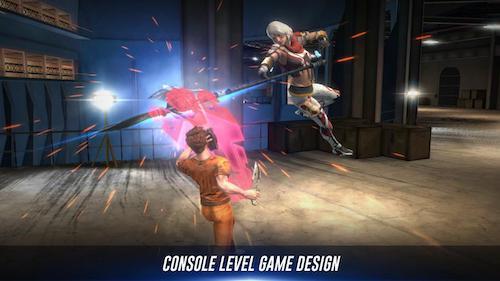 Cyber War game hành động tương lai