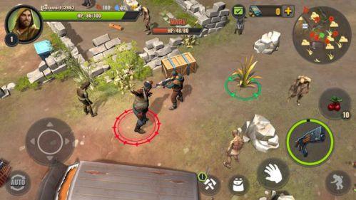 Days After - zombie survival simulator mod menu