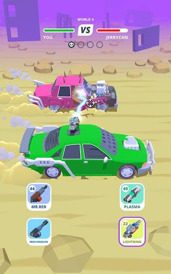 Desert Riders mod money