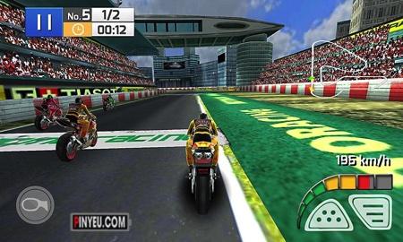 tai game Real Bike Racing