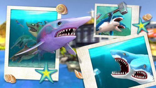 Double Head Shark Attack cá mập