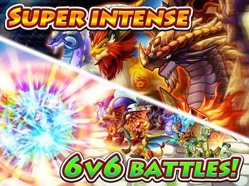 Dragon x Dragon mod vô hạn tiền